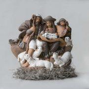 Nacimiento visita San Juan el Bautista